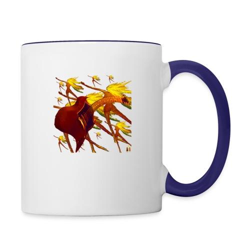 Rockin - Contrast Coffee Mug