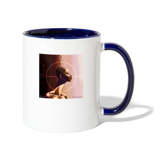 Ancestors guide me - Contrast Coffee Mug