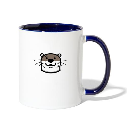 TNC Otter - Contrast Coffee Mug