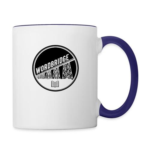 WordBridge Conference Logo - Contrast Coffee Mug