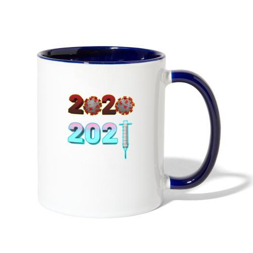 2021: A New Hope - Contrast Coffee Mug