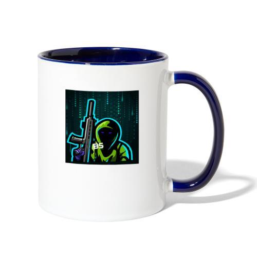 Bs merch - Contrast Coffee Mug