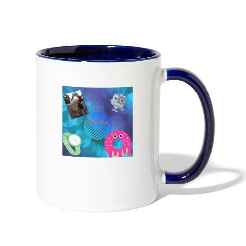 Saint Zoro Merch - Contrast Coffee Mug