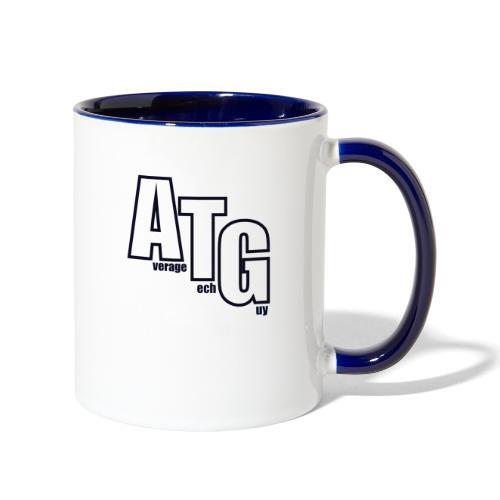 ATG Blocks - Contrast Coffee Mug