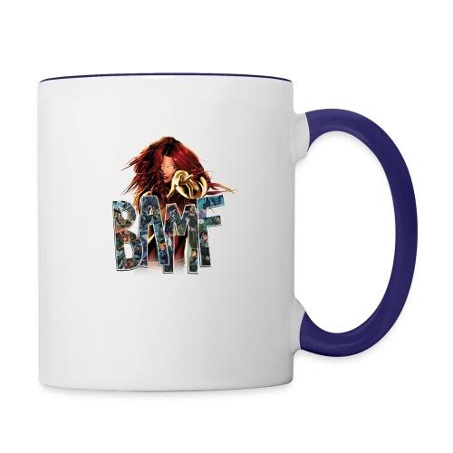 phoenix png - Contrast Coffee Mug