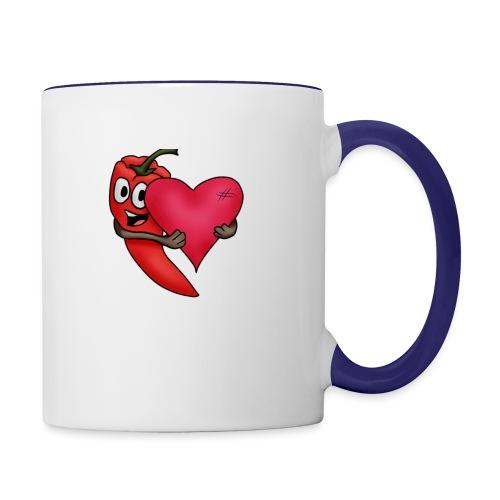 Chilliheart - Contrast Coffee Mug