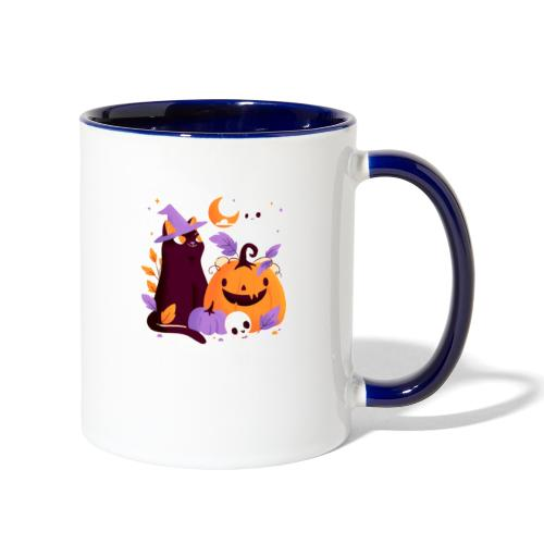 Halloween - Contrast Coffee Mug