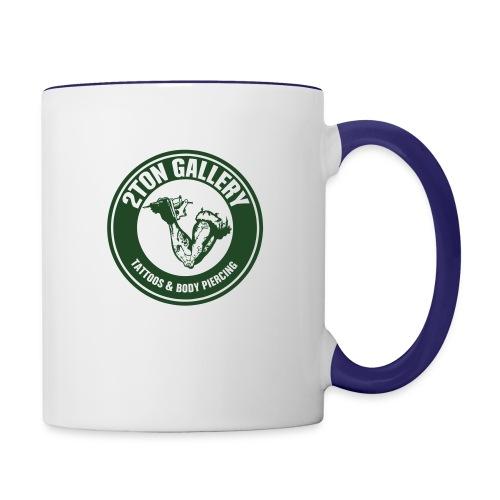 blackout - Contrast Coffee Mug
