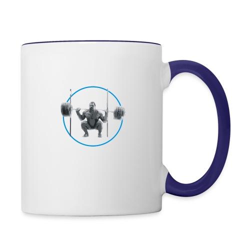 occupysquat - Contrast Coffee Mug