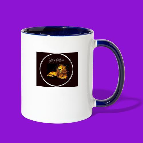 Monzi fearless collection - Contrast Coffee Mug