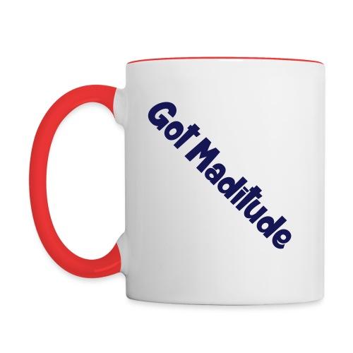 maditude2 - Contrast Coffee Mug