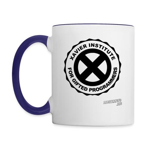 Xavier Institute - Contrast Coffee Mug