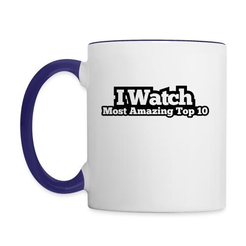 @clouted - Contrast Coffee Mug