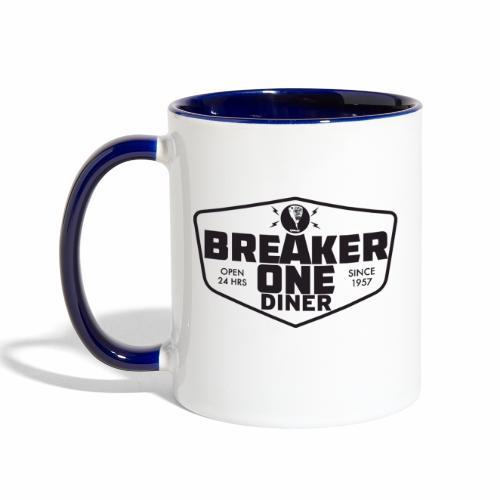 Breaker One Dinerware - Contrast Coffee Mug