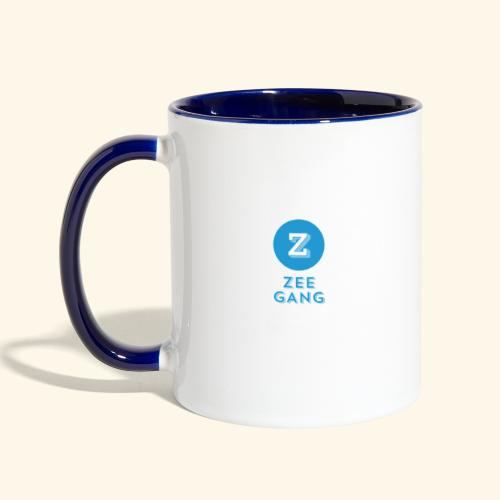 ZEE GANG - Contrast Coffee Mug