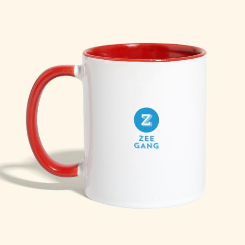 ZEE GANG - Contrast Coffee Mug