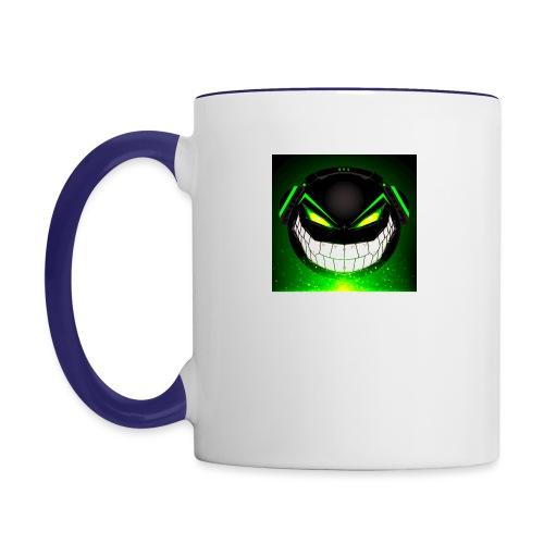 Drawing 2 - Contrast Coffee Mug