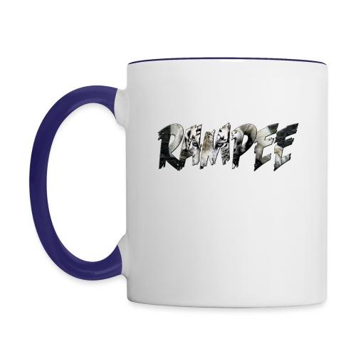 Rampee - Contrast Coffee Mug