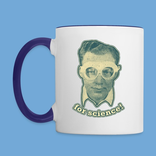 For Science! - Contrast Coffee Mug