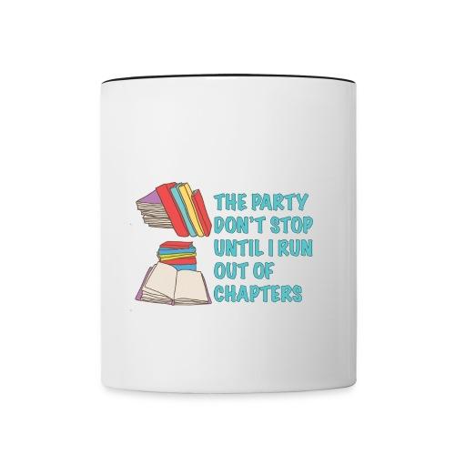 FINAL BOOKS RESIZED - Contrast Coffee Mug