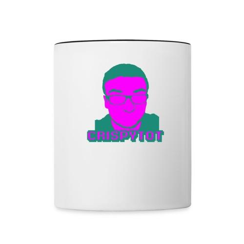 Crispytot2 0 png - Contrast Coffee Mug