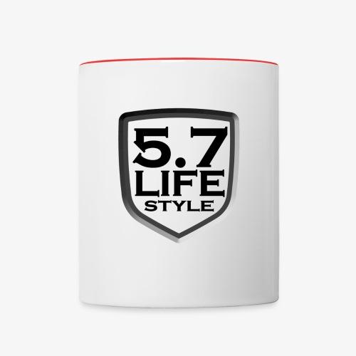 5.7 Lifestyle - Contrast Coffee Mug