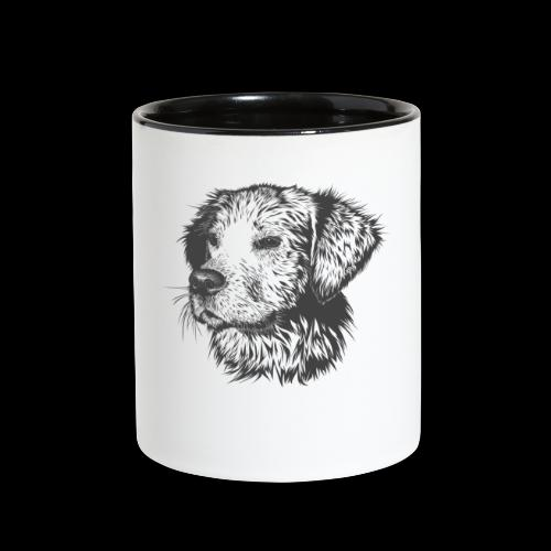 Doggo - Contrast Coffee Mug