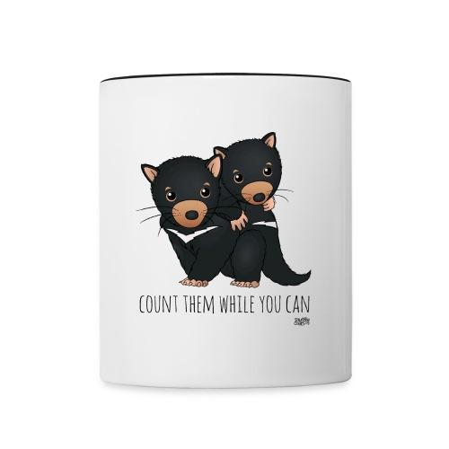 snugglecoats_tasmaniandev - Contrast Coffee Mug