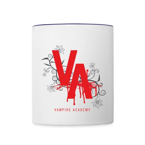 va red2 - Contrast Coffee Mug