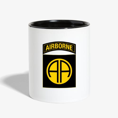 82nd Airborne Division OCP - Contrast Coffee Mug