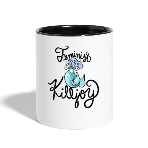 Feminist Killjoy - Contrast Coffee Mug