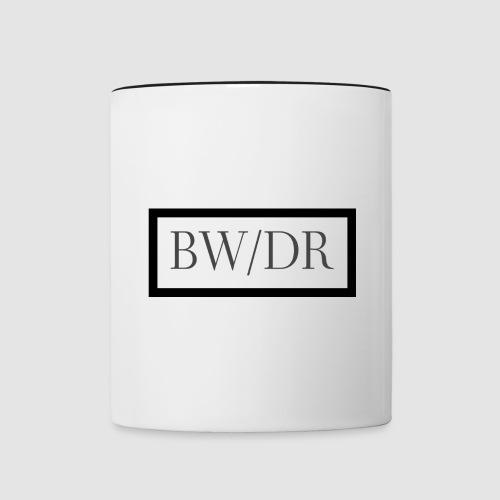 BWDR Logo - Dark - Contrast Coffee Mug