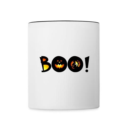 Happy Halloween Boo 1 - Contrast Coffee Mug