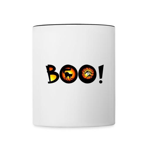 Happy Halloween Boo 3 - Contrast Coffee Mug