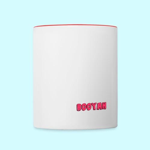booyah ! - Contrast Coffee Mug