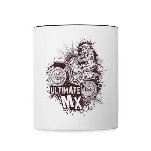 Ultimate FMX Grunge - Contrast Coffee Mug
