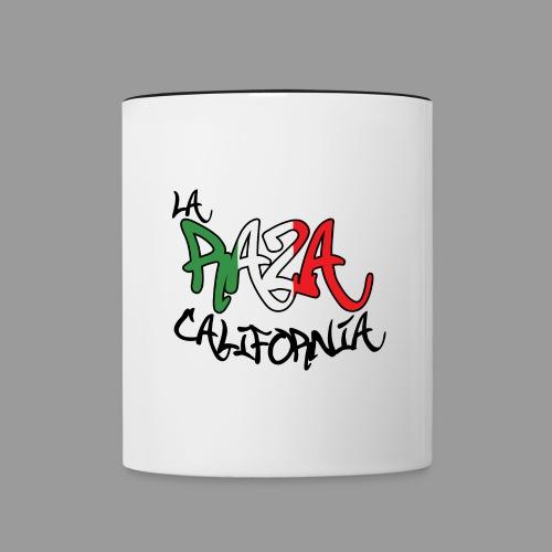 RAZA California rst - Contrast Coffee Mug