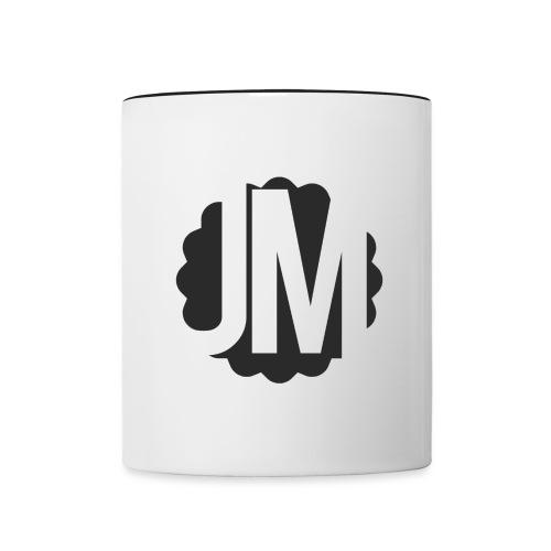 trans png - Contrast Coffee Mug