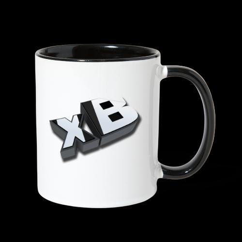 xB Logo - Contrast Coffee Mug