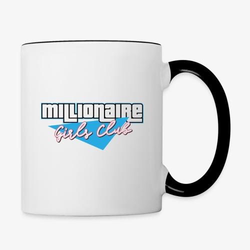 Millionaire Girls Club - Contrast Coffee Mug
