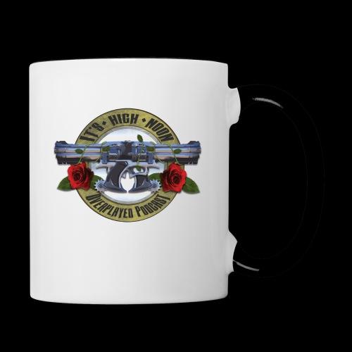 Overplayed - It's High Noon - Contrast Coffee Mug