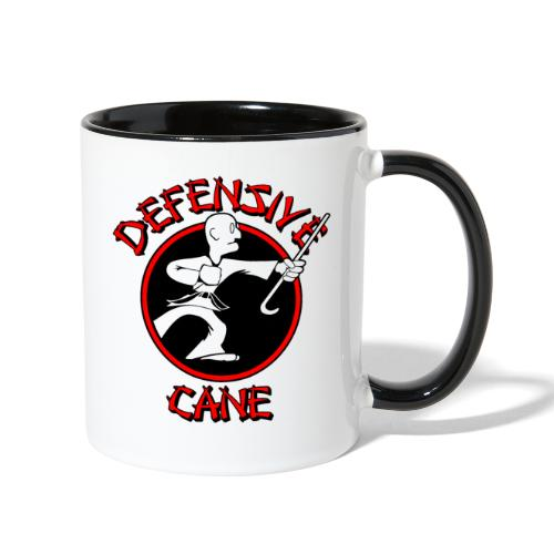 Defensive Cane - Contrast Coffee Mug