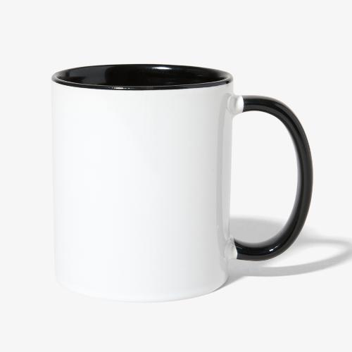 lifeless inv - Contrast Coffee Mug