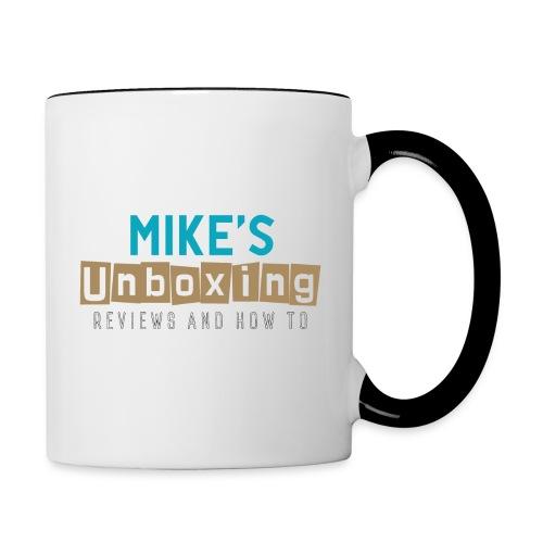 MUB Classic Logo - Contrast Coffee Mug