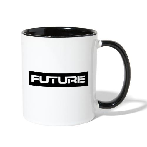 Black Box - Contrast Coffee Mug