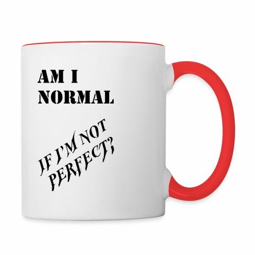 Misfit - Contrast Coffee Mug