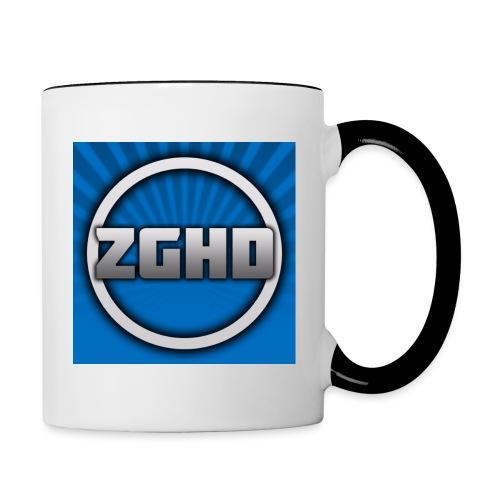 ZedGamesHD - Contrast Coffee Mug