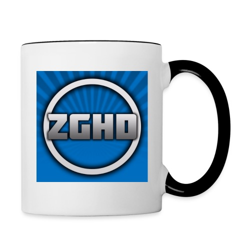 ZedGamesHD - Contrast Coffee Mug