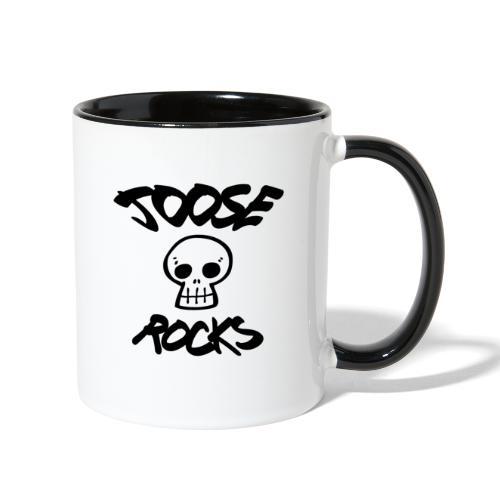 JOOSE Rocks - Contrast Coffee Mug