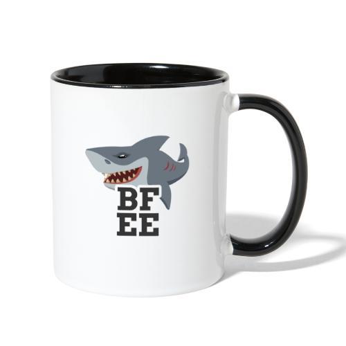 BFEE Logo - Contrast Coffee Mug
